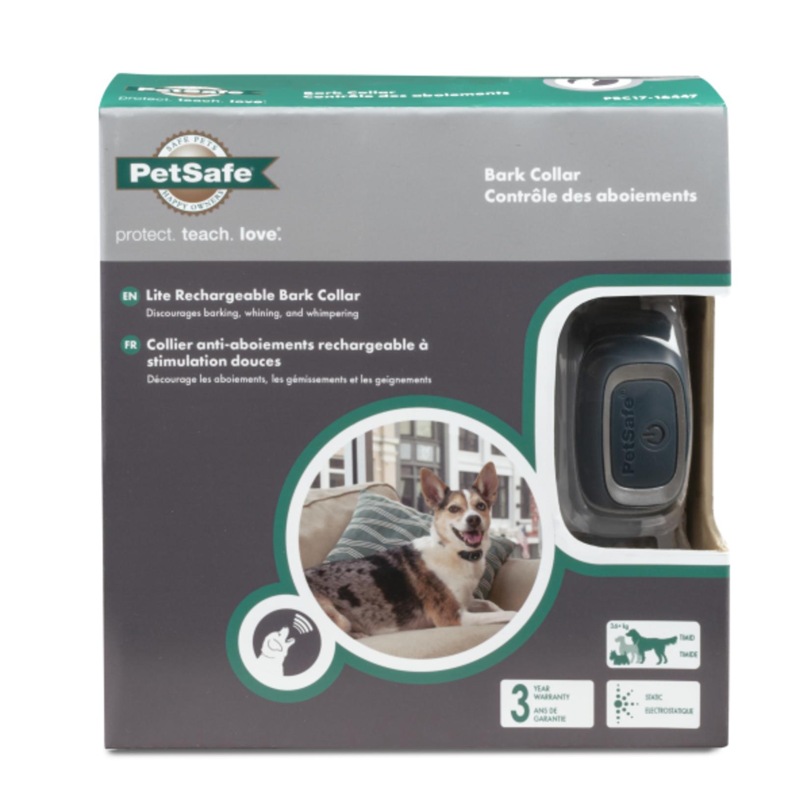 Pet Safe Lite Rechargeable Bark Collar