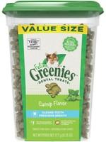 Greenies Cat Dental Treat Catnip 9.75OZ