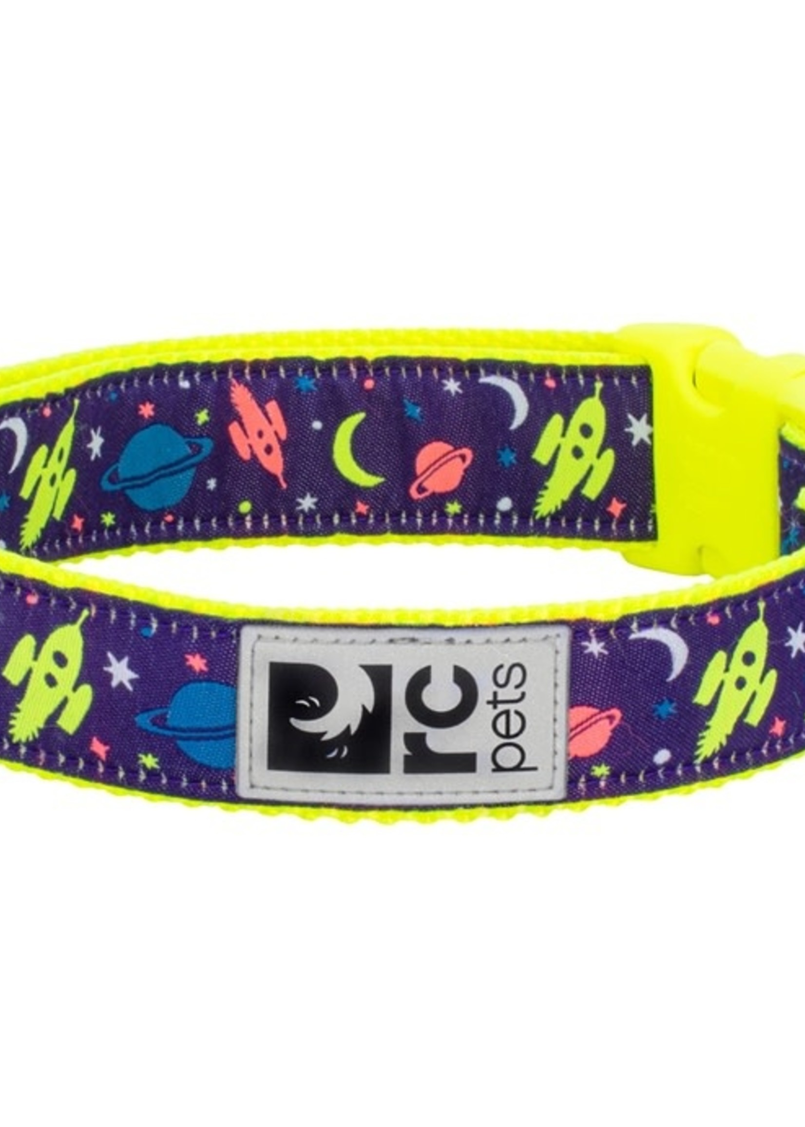 RC Pets Clip Collar XS 5/8 Outer Space