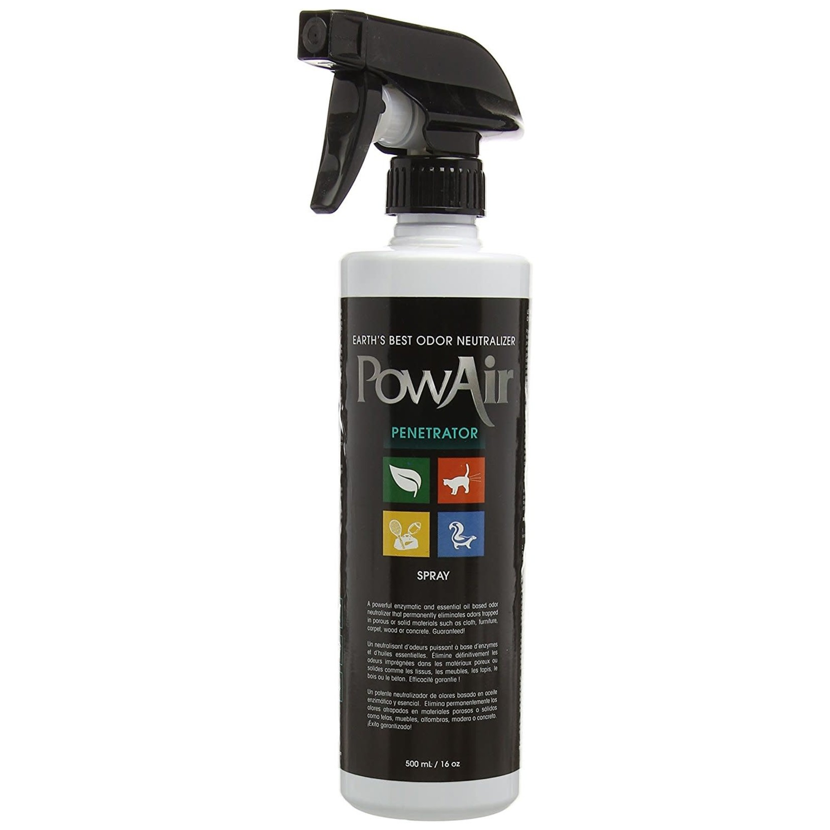 PowAir All-in-One Stain & Odour 500ml
