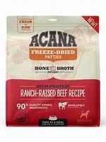Acana Dog Ranch Raised Freeze Dried Beef Recipe - Patties  397g