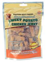 Masters Best Friend Chicken Wrapped Sweet Potato