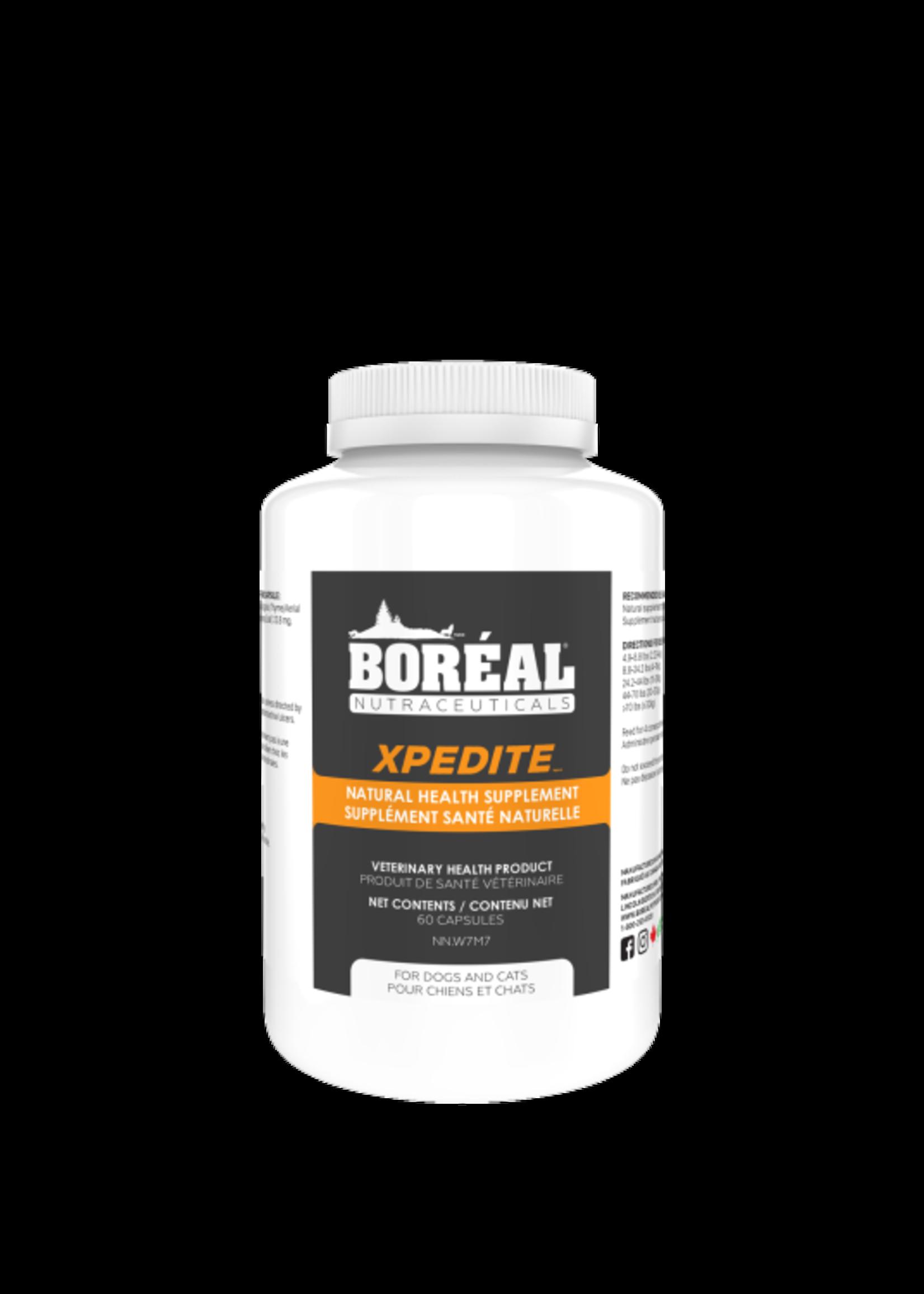 Boreal EPEDITE Natural Health Supplement - 60 Capsules