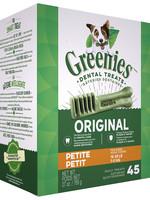 Greenies Original Petite 45CT / 27OZ
