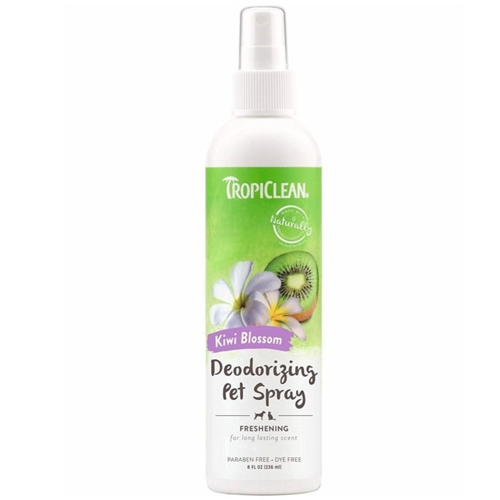 Kiwi Blossom Deodorizing Pet Spray