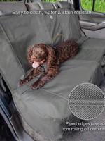 Kurgo Kurgo Kurgo  Bench Seat Cover Black
