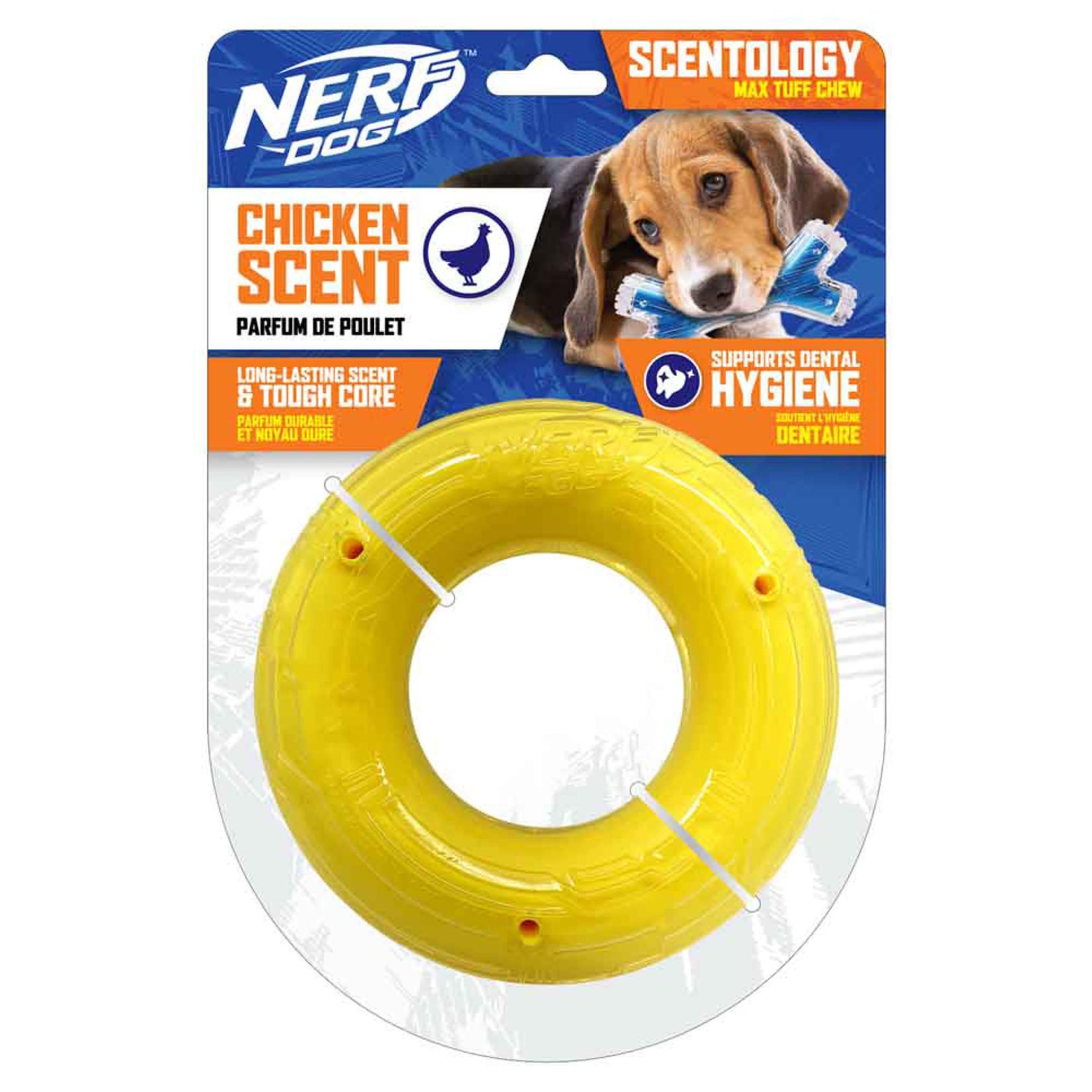 NR DogScentology Lg Ring,Chicken-NF-7129