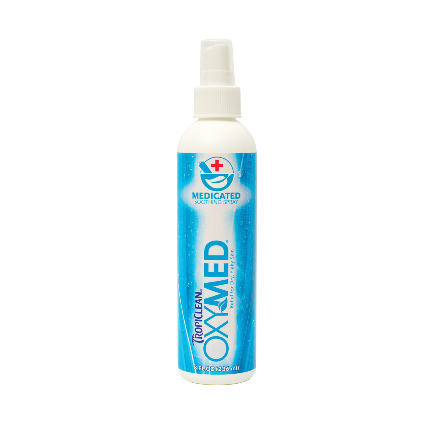 Tropiclean Oxy-Med Medicated Spray 8 oz