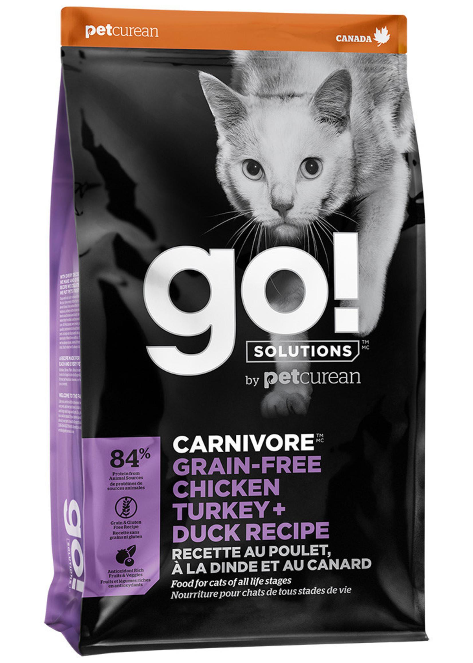 Carnivore GF Chicken, Turkey & Duck