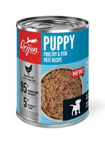 Orijen Puppy Poultry & Fish Pate Recipe 363g
