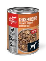 Orijen Chicken Recipe Stew 363g
