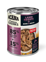 Acana Lamb Recipe in Bone Broth 363g