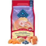 Blue Buffalo Blue Buffalo - Adult Indoor Health - Salmon & Brown Rice