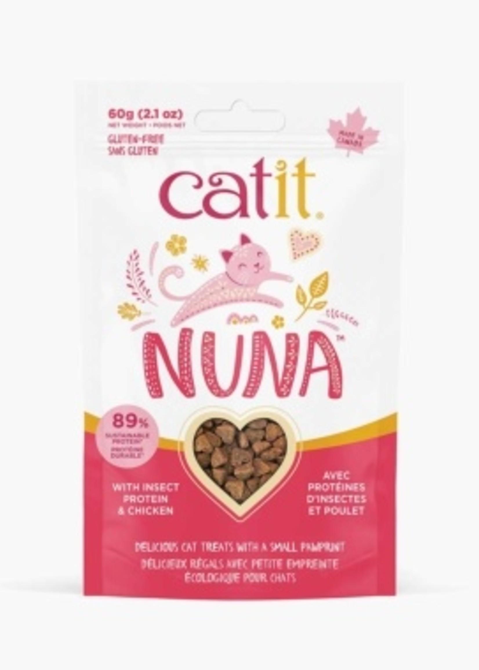 CatIt CT Numa Treats BSFL/Chicken Medley