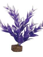 GloFish GloFish Plant, Medium Purple/White