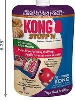 Kong KONG Stuff'N PB & Chicken 6 oz