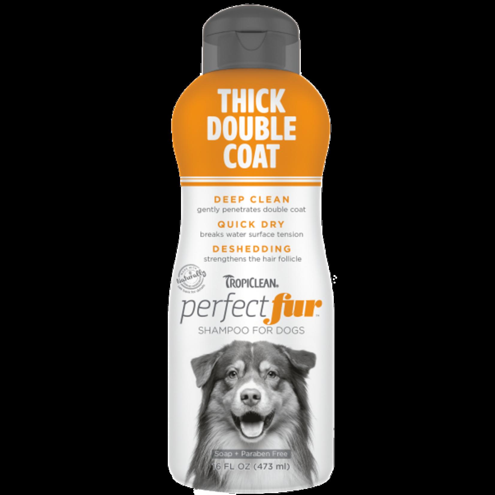 Perfect Fur Thick Double Coat Shampoo 16 oz