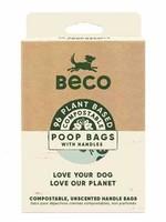Beco Comp.Poop Bags Unscn 96pk