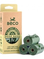 Beco Poop Bags Compostable 60s