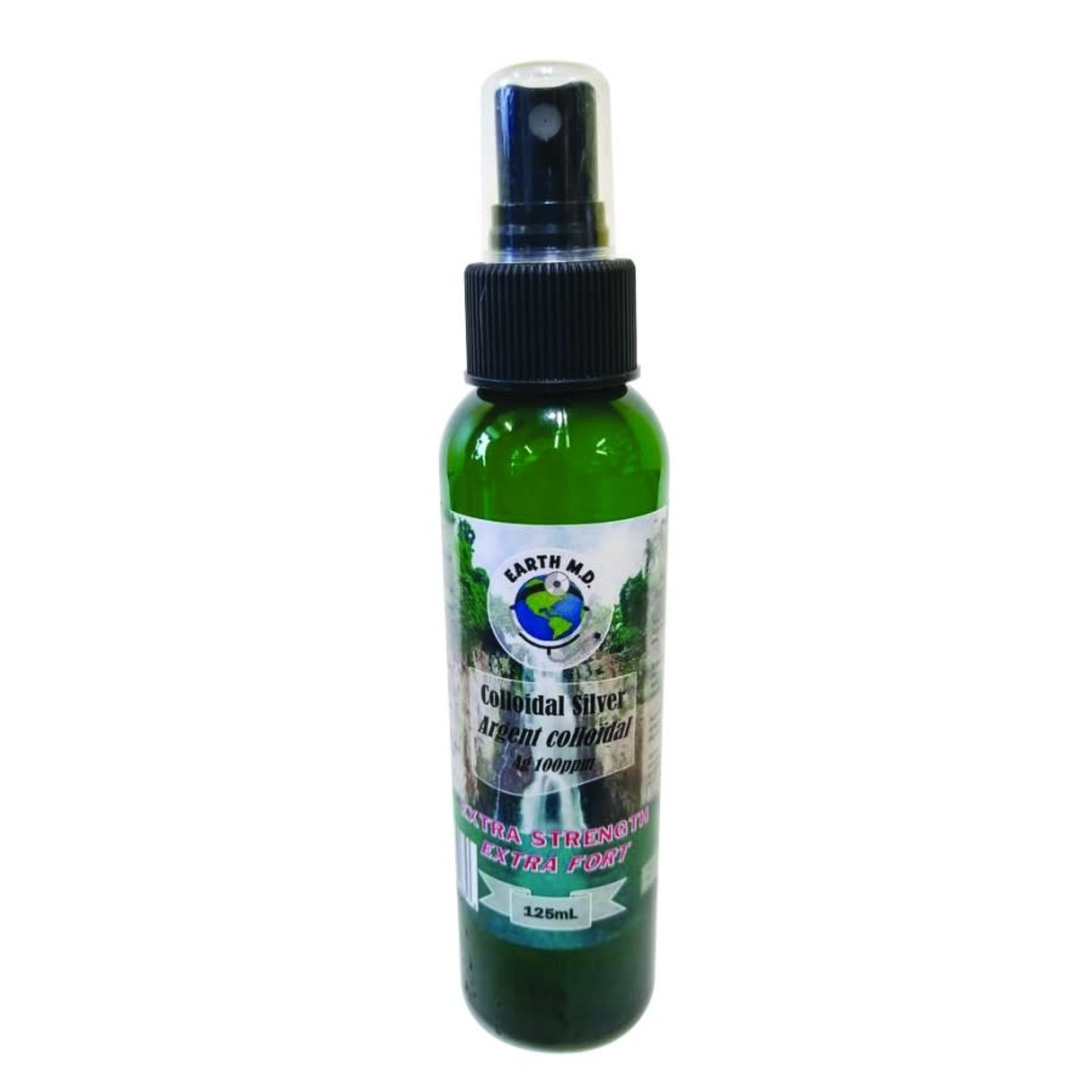 Earth MD Earth MD - Colloidal Silver Extra Strength Spray