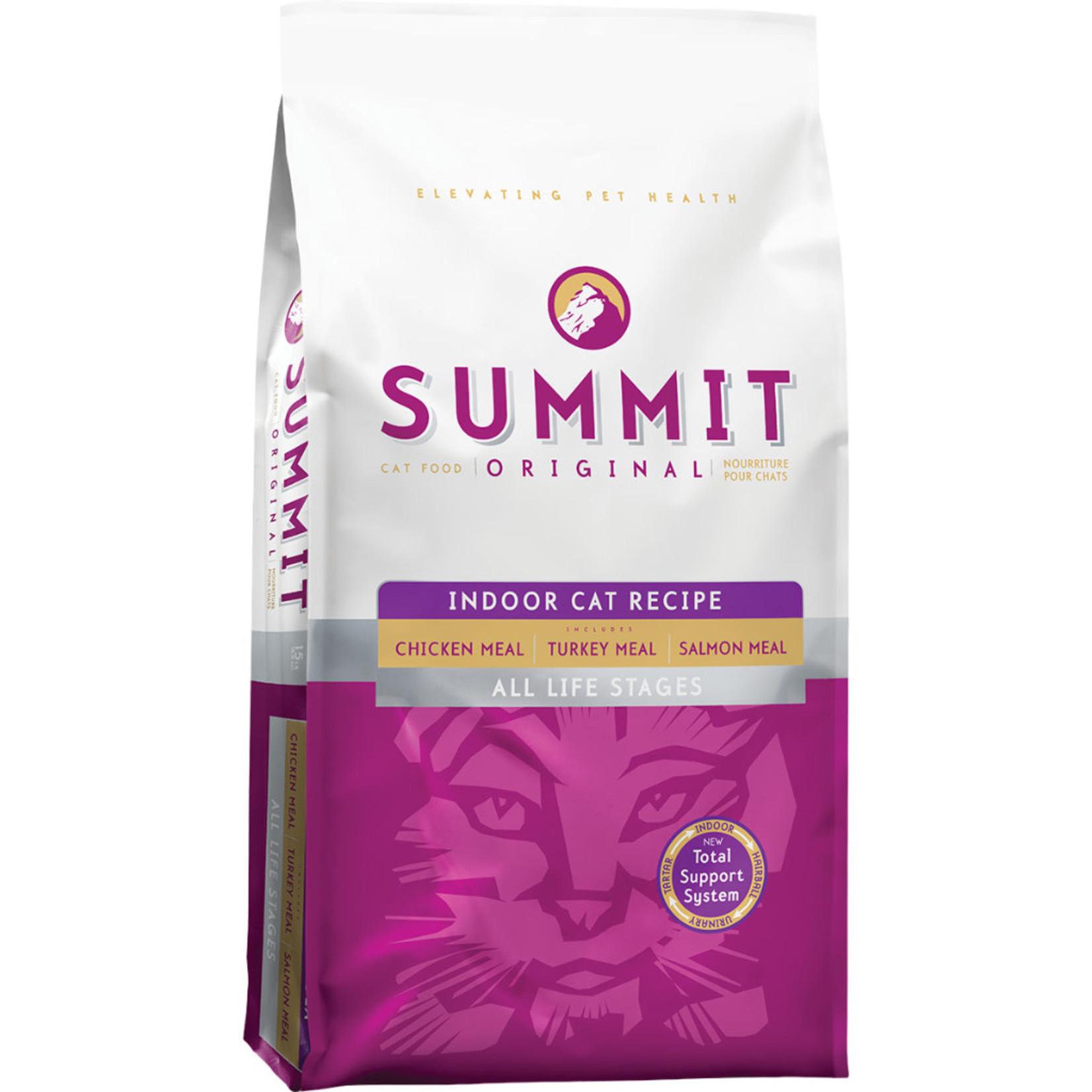 Summitt Original 3 Meat Indoor 15LB / Cat *Special Order