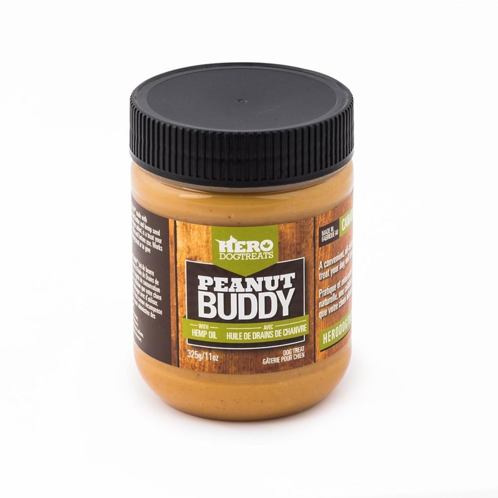 HERO Peanut Buddy-Hemp Oil