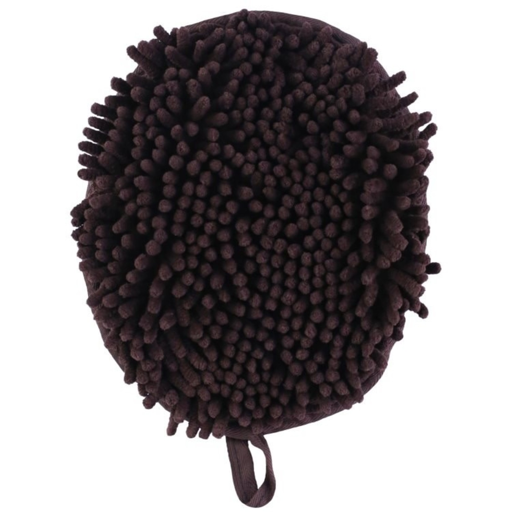 Tall Tails Tall Tails Wet Paws Drying Mitt - Brown