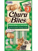 Inaba Chura Bites Chicken wraps Tuna 3 pk