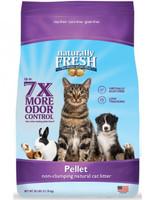 Naturally Fresh Non-clumping Pellet Cat Litter 11.8 kg