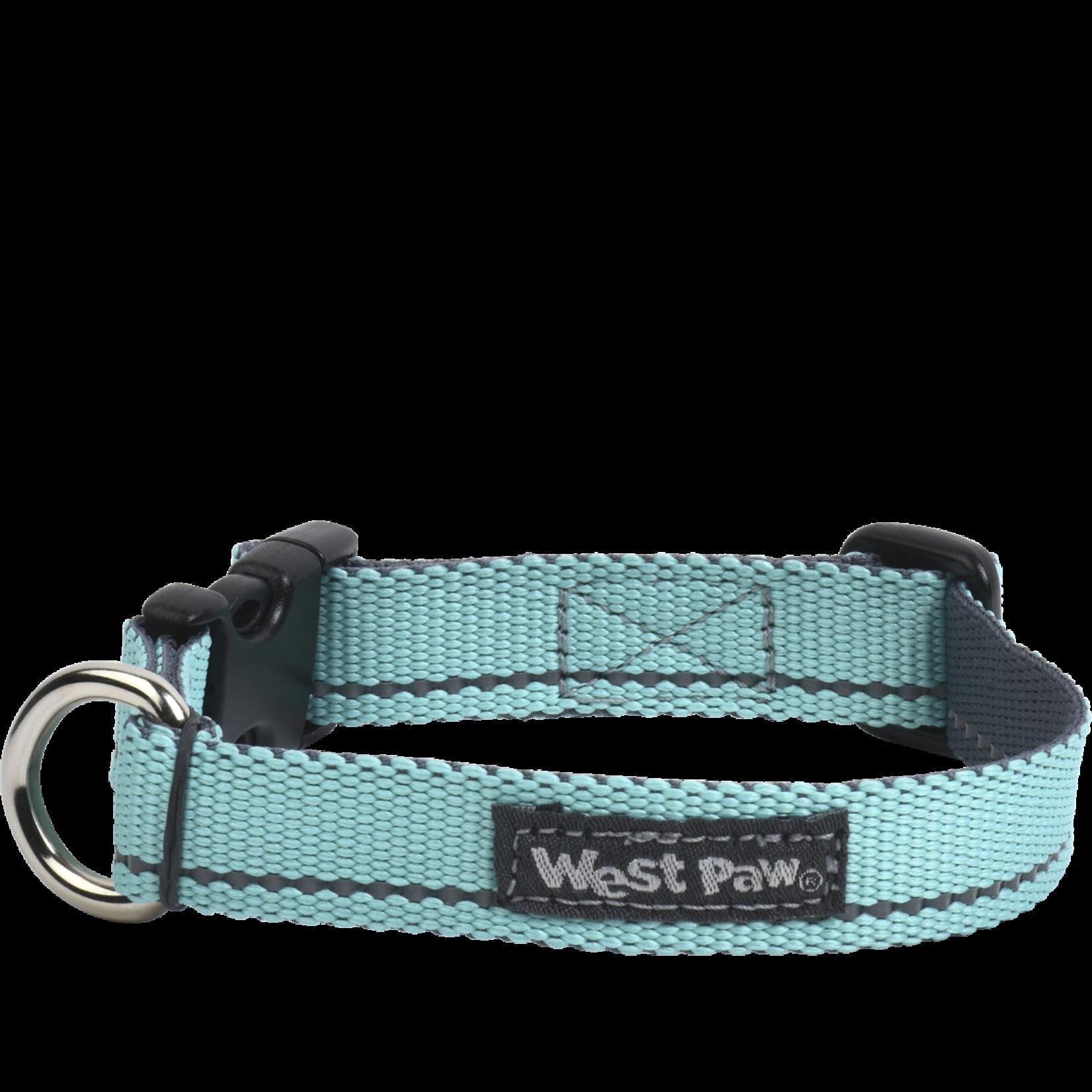 West Paw Strolls Collar Large,  Storm