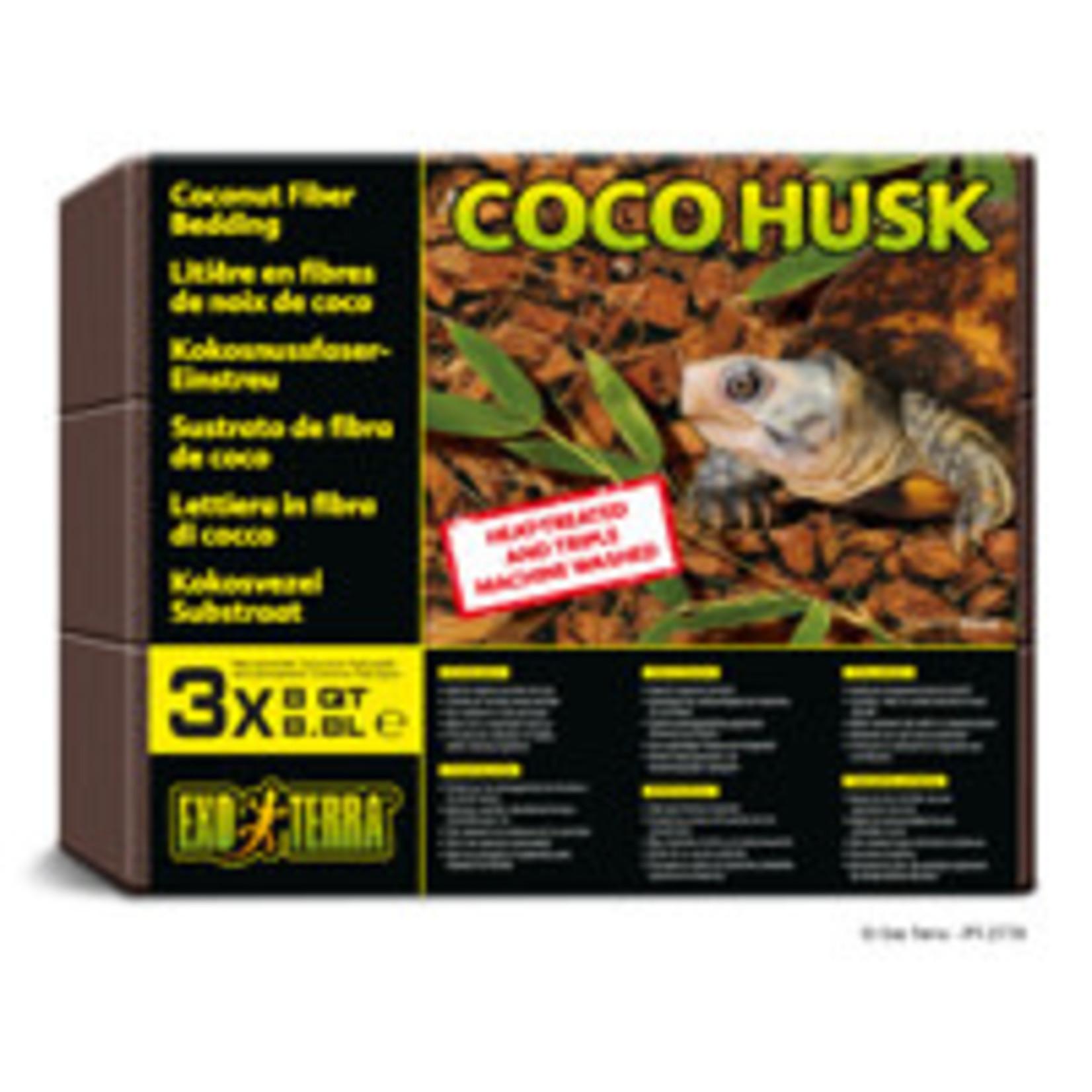 ET CocoHusk,CocoFiber,Bedding,8.8L,3pk