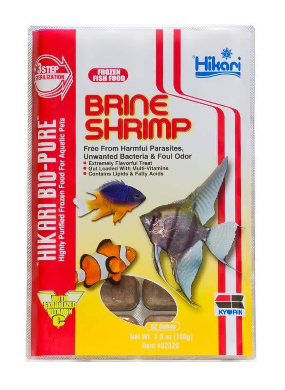 Bio-Pure Brine Shrimp Cube 3.5oz-1