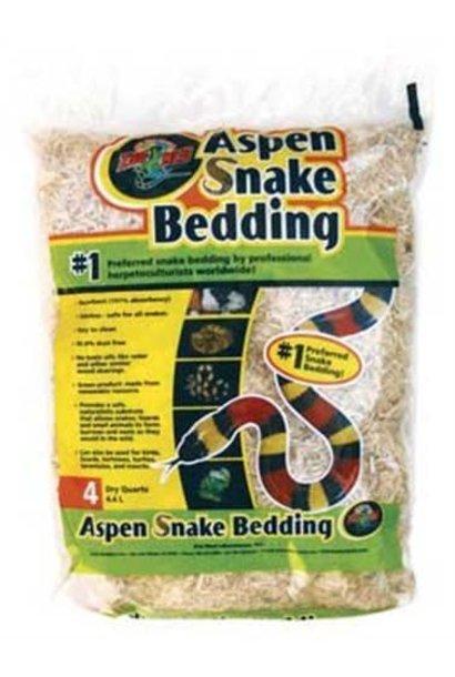 Aspen Snake Bedding 4qt