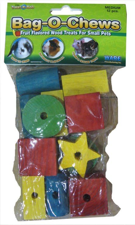 Bag-O-Chews Med 12pc
