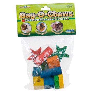 Bag-O-Chews Sml 12pc