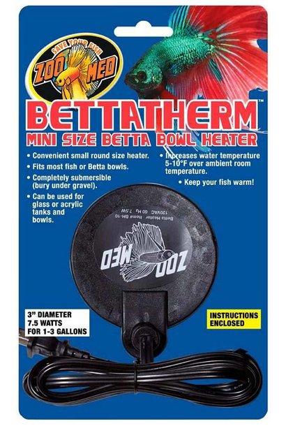 BettaTherm Mini Bowl Heater-7.5W