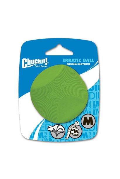 Chuckit! Erratic Ball Med 1pk