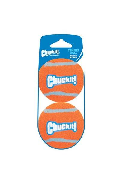 Chuckit! Tennis Shrink Med 2pk