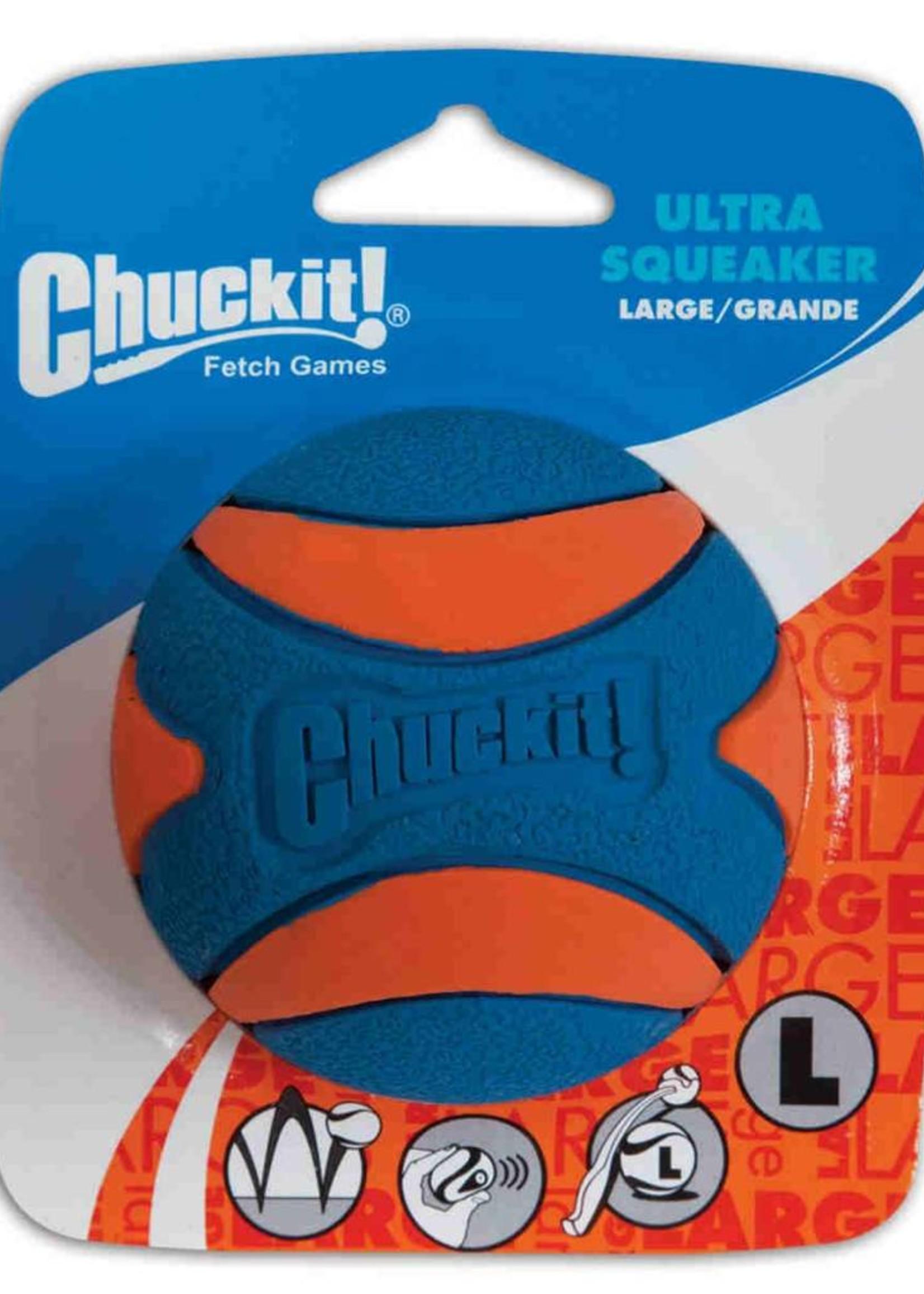 Chuckit! Ultra Sq Ball Lge