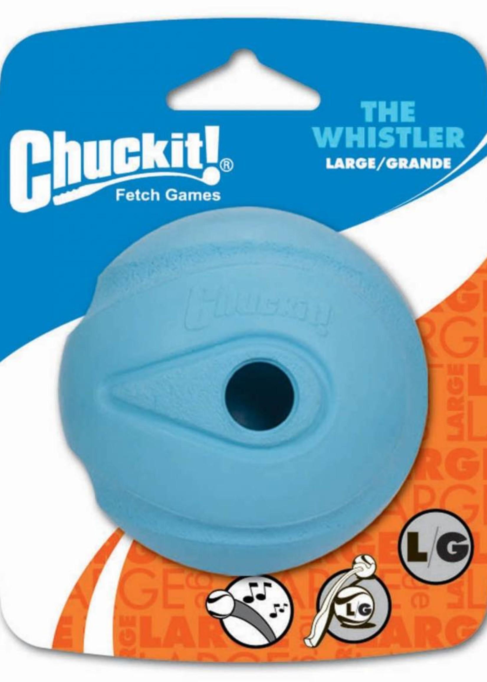 Chuckit! Whistler Ball Lge 1pk