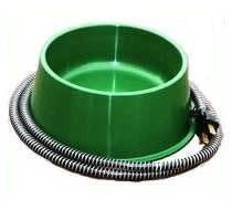 Heated Pet Bowl 25wt 1qt-1