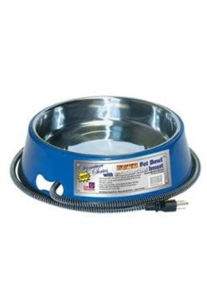 Heated Pet Bowl 5.5qt
