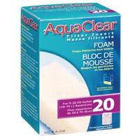 AquaClear 20 Foam Filter Insert-1