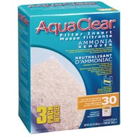 AquaClear 30 Ammonia Remover Filter Insert 3 pack, 363 g (12.8 oz)-1
