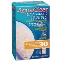AquaClear 30 Ammonia Remover Filter Insert, 121 g (4.3 oz)-1