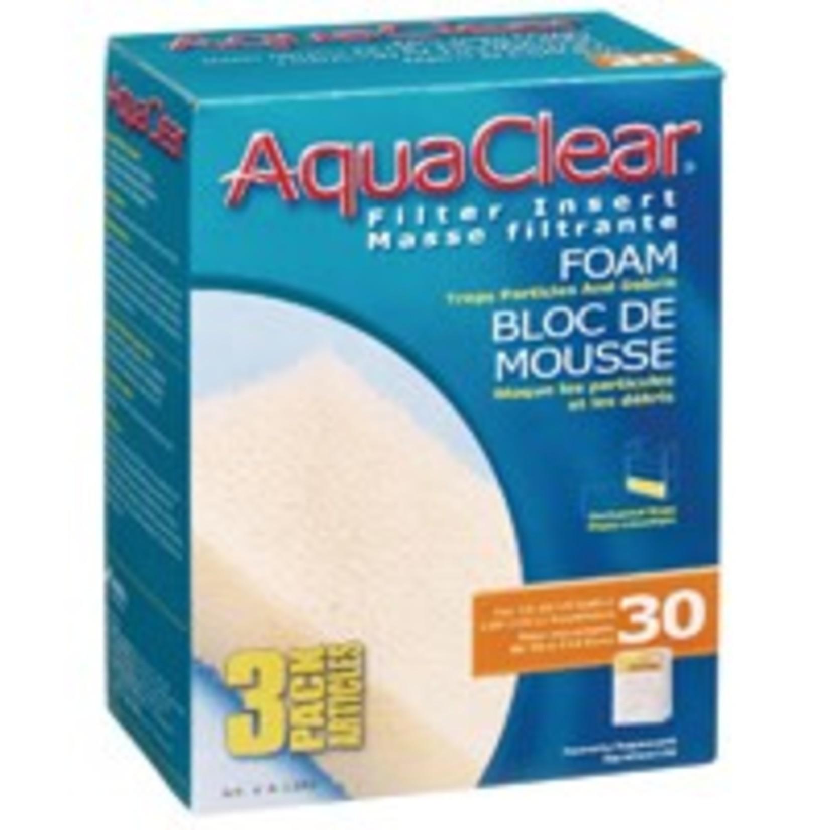 AquaClear 30 Foam Insert (3/pack)
