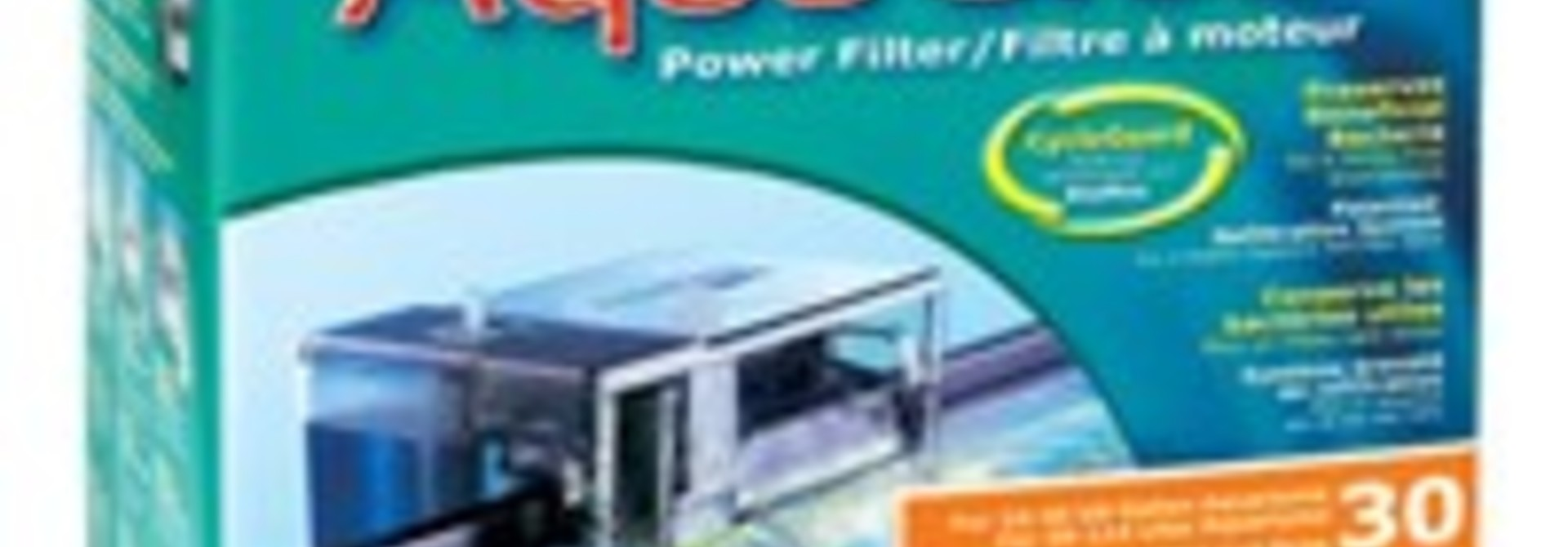 AquaClear 30 Power Filter, 114 L (30 US Gal.)