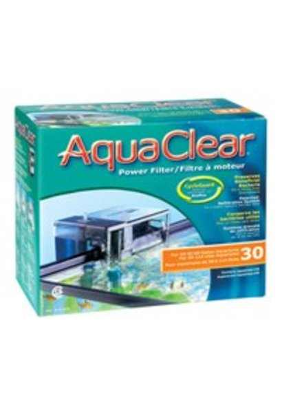 AquaClear 30 Power Filter, 114 L (30 US Gal.)
