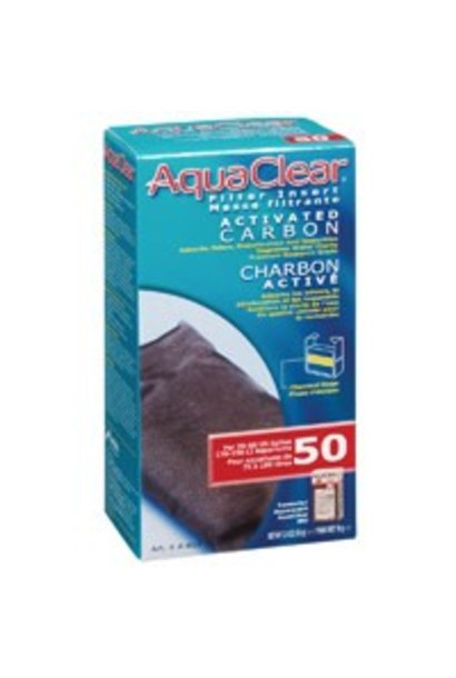 Aq-Clear 50 Activated Carbon Insert-V