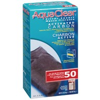 AquaClear 50 Activated Carbon Filter Insert, 70 g (2.5 oz)-1